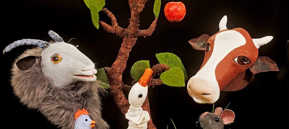 Musen & Äpplet